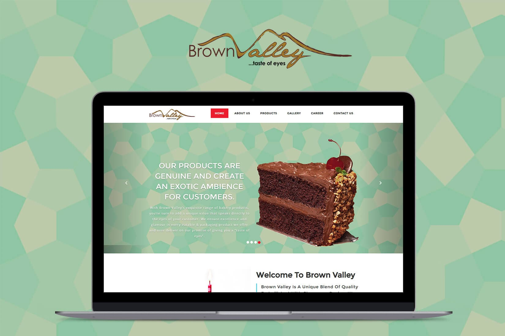 Brown Valley Web App